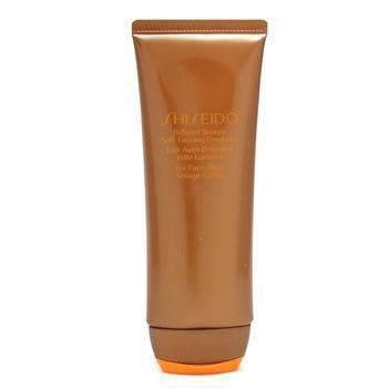 Shiseido BRILLIANT BRONZE self-tanning emulsja face/body 100 ml