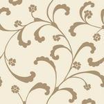 """GENERIQUE - Serviettes de dîner """"Rennaissance"""", 400 x 400 mm imprimé: crème, motif renaissance en or, en Softdecor absorbant, 1 couche contenu: 12 pièces (1080441"""