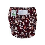 Tiny Tush Elite Mini Pocket Diapers, Aplix Pebbles