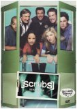 cover of Scrubs Seasons 1-4 (One Through Four)