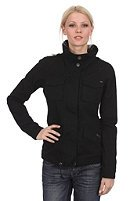 Bench Lincoln Womens Jacket - L, Black
