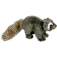 Hyper Products Wildlife Series Plush Dog Chew Toy