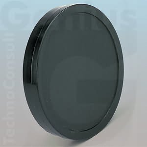 Kaiser 206952 52Mm Slip-On Lens Cap
