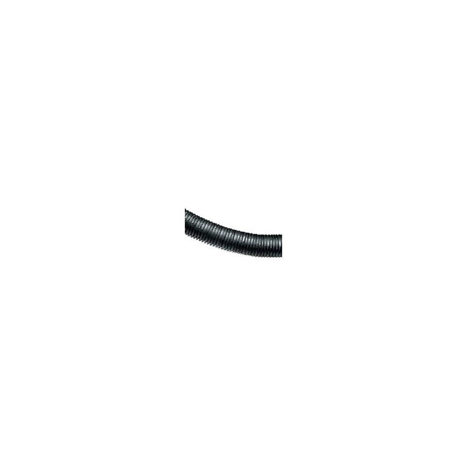 Hi Tech Hose 1 1/2x25 Black Thermoplastic Vacuum Hose