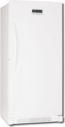 Frigidaire GLFH17F8HW 16.6 Cubic Foot Upright Freezer with Express-Select Controls with Upfront Displa, White
