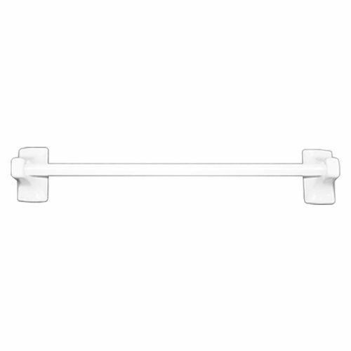 Daltile Bath Accessories 24 Towel Bar White Glazed Ceramic New Ebay