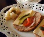 チーズ生産が盛んなデンマーク産『マリボー』 サンドイッチやチーズトーストにどうぞ!