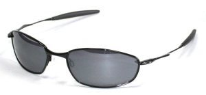 Oakley WHISKER TITANIUM POLISHED BLACK