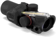 Factory Demo Trijicon Acog 1.5X16 Compact Riflescope W/Amber Ring & Dot Reticle, Ta26S-10-Demo