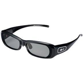 LG AGS250 3D active shutter glasses for LG 3D HDTVs