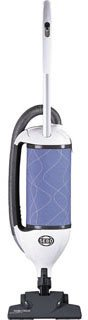 SEBO White Upright Vacuum Cleaner 9824AM - 1