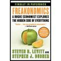 img - for Freakonomics: A Rogue Economist Explores the Hidden Side of Everything (P.S.) 1st (first) edition book / textbook / text book