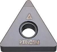 Kyocera TNGA332S00525SEKBN25C USA Made CBN Turning Insert for Hardened Material TNGA 332 60 Degrees CBN [1 Piece] (Cutting Insert compare prices)