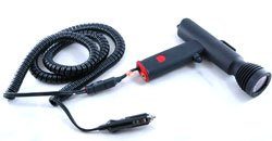 Infrared Led Handheld Spotlight - Pistol Grip Spotlight W/ 16' Coil Cord - 3 Watt - 730/850Nm/940Nm(