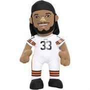 NFL Cleveland Browns Trent Richardson Player Plush Doll, 6.5-Inch x 3.5-Inch x 10-Inch, Brown
