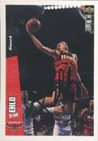 Craig Ehlo Atlanta Hawks 1996 UD Collectors Choice Autographed Hand Signed Trading... by Hall of Fame Memorabilia