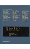 Annual Review Phytopathology W/Online Vol 46 (Annual Review of Phytopathology)