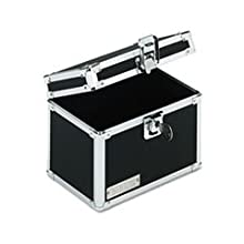 Vaultz 4x6 Index Box Black (VZ01171)