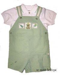 Infant Boys Boutique Clothing - Good Lad 2pc