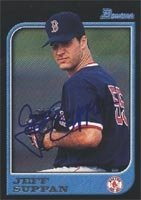 Jeff Suppan Pawtucket Red Sox - Red Sox Affiliate 1997 Bowman Autographed Hand Signed... by Hall of Fame Memorabilia