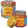 1 X 30g RED TIGER BALM MASSAGE & PAIN RELIEF THAI ORIGINAL.