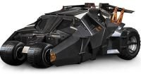 Hot Wheels 1:50 The Dark Knight Batmobile