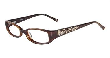 White Bebe Eyeglass Frames : Smoked Topaz on UPC Database