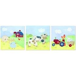 Moo Moo Baby - Canvas Wall Art - 1
