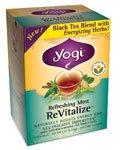 Tea Refreshing Mint Revitalize 16 Bags
