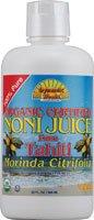 Dynamic Health Organic Certified Noni Juice -- 32 fl oz