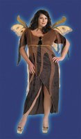 Autumn Fairy Adult Costume (Plus Size)