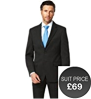 Slim Fit 2 Button Jacket