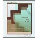 Microeconomics 09 Edition (McGraw-Hill Custom)
