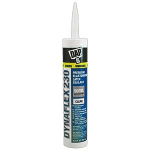 Buy Dynaflex 230 Sealant -Clear (DAP Painting Supplies,Home & Garden, Home Improvement, Categories, Painting Tools & Supplies, Prep Materials, Caulking)
