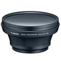Canon 1724B001 WD-H72 Wide Converter Lens for Compatible Canon Camcorders