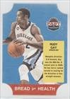 Rudy Gay Memphis Grizzlies (Basketball Card) 2011-12 Panini Past and Present Bread for Health #18