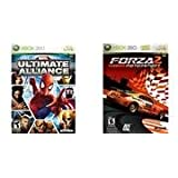 Marvel Ultimate Alliance & Forza 2 ~ Activision Inc.