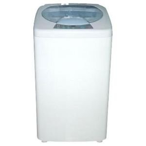Haier Electronic 1-1/2-cubic-foot Touch Pulsator Top-loading Portable Washing Machine