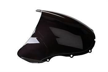 New Black Double Bubble Windshield Windscreen For Honda CBR 600 F4 1999-2000 (Cbr 900rr Tire compare prices)