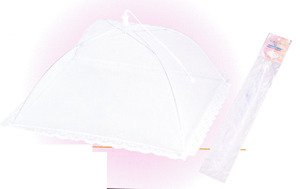 Nylon Mesh Food Umbrella Cover #7462 from JapanBargain