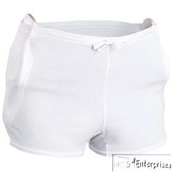 Buy 3 pair Bike football poly 3 pocket girdles NEW Youth S BYGR33 by Bike