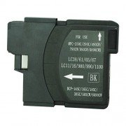 Refillable Black-Color Ink Cartridge for Brother LC38/LC61/LC67BK