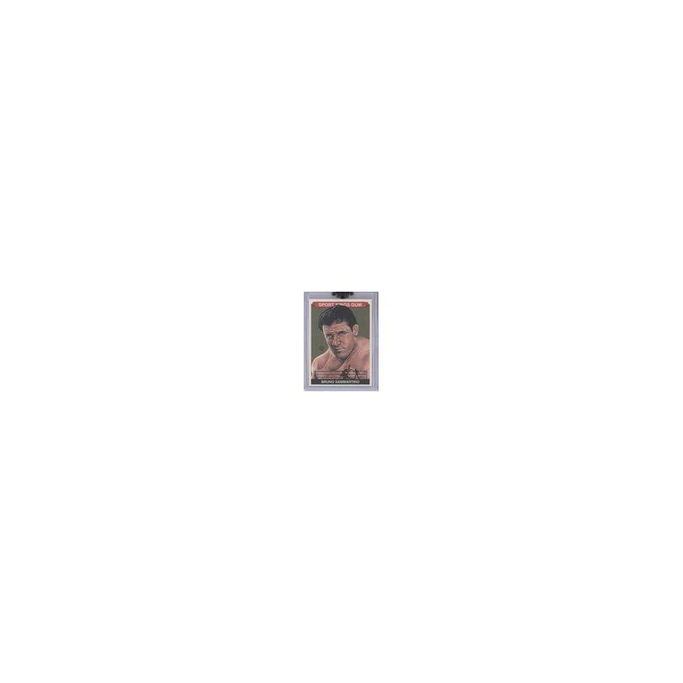 Bruno Sammartino (Trading Card) 2010 Sportkings Series D #205