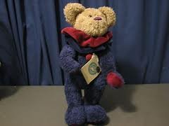 "Boyds Bears Mr. Barnum 14"" Plush Bear #94872GCC - 1"
