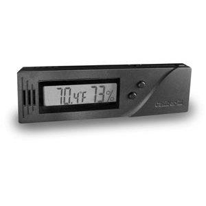 Caliber III Thermometer Hygrometer