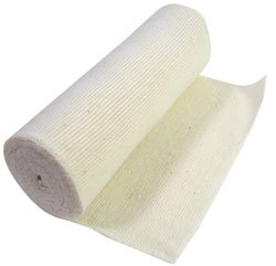 7' of 4-3 4 Wide Elastic Beige Bandage PKG (5) by