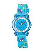 Casio Blue Candy Analog Girls watch #LTR15B-2AV