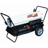 Dura Heat, Dfa170Cv, Portable Kerosene Forced Air Heater, 170,000 Btu Output