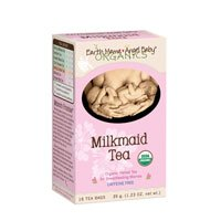 Earth Mama Angel Baby Organic Milkmaid Tea - 16 Teabags, 3 pack