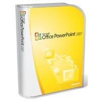 Microsoft PowerPoint 2007 Win32 English AE CD